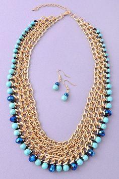 Forever Golden Necklace