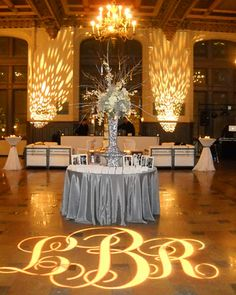 The Sawyer Room ~Kansas City, Missouri  Even has my future initials :)