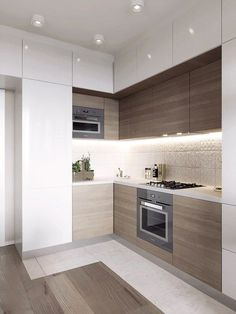 3 One Bedroom Apartments Under 750 Square Feet (70 Square Metres) [Includes  Layouts]   Kitchen Decorating Ideas   Pinterest