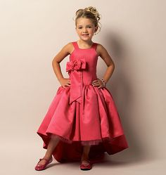 Childrens/Girls Dress