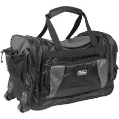 Ventura Pro Cycle Sports Bag, Black
