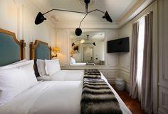 Greenwich Village The Marlton Hotel, New York, USA - Booking.com £550 (3 nights)