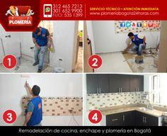 Servicio técnico completo, enchape, instalación de gasodomesticos, pintura, acabados, instalación de mobiliario, plomería.