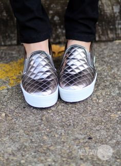 On The Dashboard Slip-On Sneakers