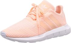 adidas Unisex-Kinder Swift Run C Gymnastikschuhe Unisex, Adidas Sneakers, Running, Orange, Shoes, Fashion, Shoes Sport, Handbags, Moda