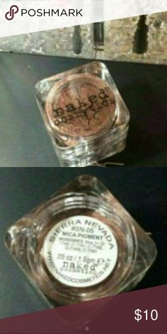 Naked cosmetics sierra Nevada pigment Naked cosmetics sierra Nevada pigment Naked cosmetics Makeup Eyeshadow