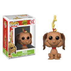 The Grinch Max the Dog Pop! Vinyl Figure: Image 2