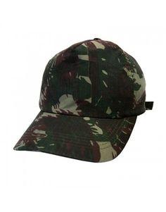 Na Use Militar você compra Boné Camuflado c/ Regulagem Liso de ótima qualidade. Confira nossas ofertas!