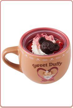 Menu | Doux Duffy | Tokyo Disney Sea | Tokyo Disney Resort