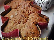 Panettone Senza Glutine con gocce di cioccolato (a forma di Albero)