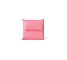 "Bastia Hermes change purse in confetti pink Epsom calfskin 3.15"" x 3.35"" Silver and palladium plated tab closure."