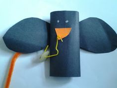 Flame: Creative Children's Ministry: Elijah is fed by ravens craft. #Bible story and craft, #homeschool