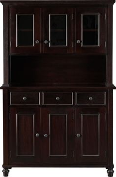 Rojo Red Tall Cabinet | Crate and Barrel I love this! I think it's ...
