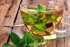 Health Benefits of Peppermint Tea Herbal-Tea and its Nutrition Facts Herbal Remedies, Home Remedies, Natural Remedies, Flu Remedies, Spring Allergies, Detox Kur, Vida Natural, Hibiscus Tea, Peppermint Tea