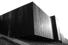 Soulages Museum, Rodez (FRANCE)