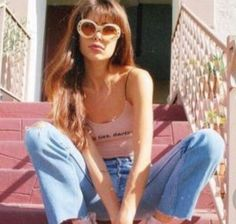 2018 / 2019 trends and vibes 70s Aesthetic, Aesthetic Vintage, Aesthetic Fashion, Top Retro, Retro Vintage, Vintage Vibes, 90s Fashion, Fashion Outfits, Fashion Trends