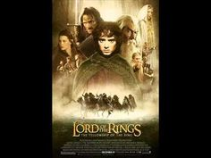 """When I like 4 years old, I would always wake my mom up in the morning to see if I i could watch lord of the rings, My favorite movies of all TIME!!!! """"Lord of the Rings soundtrack"""""""