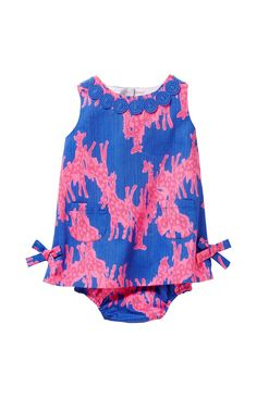 Baby Lilly Shift Dress by Lilly Pulitzer  www.ShopSandestin.com #lillypulitzer #shopsandestin #sandestin