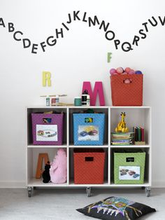 Desuden genbrugsplast /Re-cycle baskets from Kombiner. Baskets, Recycling, Beautiful, Design, Hampers, Basket, Upcycle, Curves