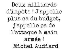 ♥  Michel Audiard