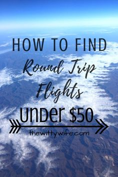 Cheap flights are easy to find, you just need to know where to look! Check out this post to see how I find the cheapest deals.