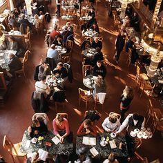 birds eye view restaurant