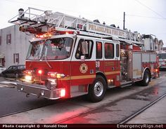 Philly Fire Department | ... Philadelphia Fire Department Emergency Apparatus Fire Truck Photo