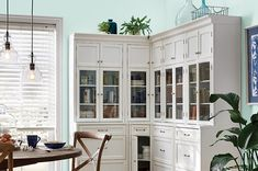 Shop our Dining Room Department to customize your The Royce Collection today at The Home Depot. Black Kitchens, Home, Kitchen Cabinets, Cabinet, Home Remodeling, Kitchen Cabinet Styles, Condo Remodel, Stock Kitchen Cabinets, Best Kitchen Designs