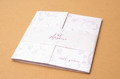 wedding invite card sample