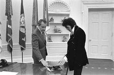Elvis meets Nixon, 1970 (4)