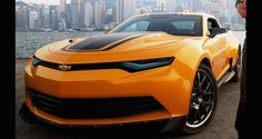 Prediction: Bumblebee Chevrolet Camaro Gone After Transformers4 + Info About 1967 Z/28 and Nicola Peltz