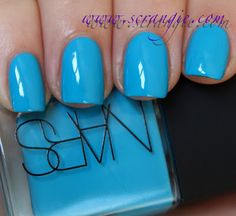Koliary- Thakoon for NARS Limited Edition Nail Collection for Summer 2012