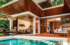 Four Seasons Resort Bali | HomeDSGN, a daily source for inspiration and fresh ideas on interior design and home decoration.