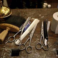 .@barbersince98 | Tools of the trade.. #vintagebarbering | Webstagram - the best Instagram viewer