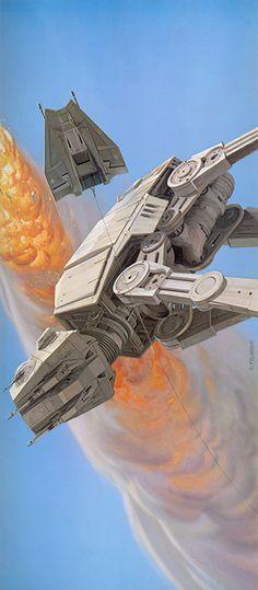 Star Wars 10 Ralph Mc Quarrie