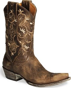 $400 Old Gringo Annie Cowgirl Boots  http://www.sheplers.com/old-gringo-womens-annie-boots.html