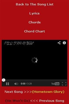 La Roux's Mobile Song Book is Free !<p>Get the Complete Song list , Lyrics and Music Videos  of La Roux - All in one App !<p>The Mobile Song Book is the best free music app you'll be installing today!<p>If you're fan of La Roux - The Mobile Song Book is your must have app.<p>It will help you keep the complete song list in hand, always and wherever you go.<p>You will no longer need to search for the music video in Youtube or it's lyrics in lyrics sites  separately.<p>The Mobile Song Book…