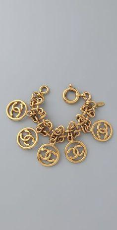 chanel chunky bracelet