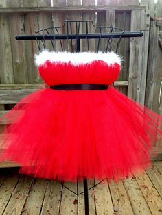 Santa Baby Tutu Dress - Christmas Tutu - Available in Infant, Toddlers, Girls, Teenager and Adult Sizes christmas pics