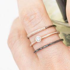 NEWONE-SHOP.COM I #diamantring #diamonds #diamantschmuck #ring