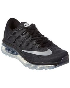 buy online 51589 29d4a Nike Womens Air Max 2016 BlackWhite Mesh Running Shoes 7 M US  Visit the  image
