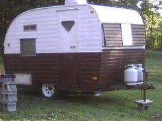 Name: Best Lil Trout House in Maine  Year: 1962  Model: Mobile Scout
