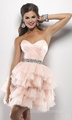 Shop short prom dresses and short formal gowns at PromGirl. Short prom dresses, formal short dresses, semi-formal short dresses, short party dresses for prom, and short dresses for prom Strapless Prom Dresses, A Line Prom Dresses, Tulle Prom Dress, Ball Gown Dresses, Graduation Dresses, Dance Dresses, Homecoming Dresses, Sexy Dresses, Short Dresses