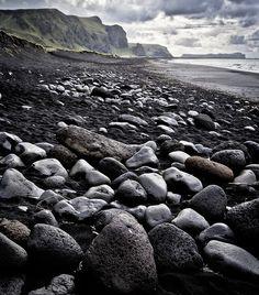 Black coast | Near, VIK. Iceland.