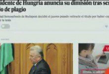 """Circula en redes: """"El plagio no nos afecta"""" (Video)"""