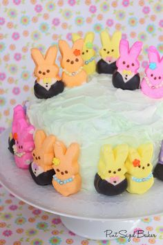 Pint Sized Baker: Easter Peeps in their Finest - It's a Peeps Giveaway Party