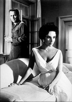 """Cat on a Hot Tin Roof."" One of my all-time favorite flicks and introduced me to the word ""mendacity."""