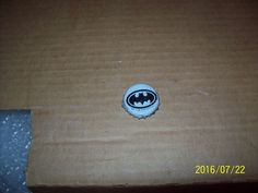 Rare, 1992 D.C Comics Bottle Cap top Batman Collectible Boys #DCComics