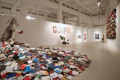 Exhibition features a representative selection of Pilar Albarracín's work