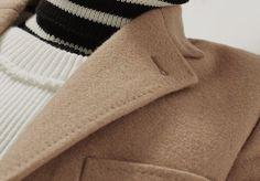 ♡brown aesthetic♡//light brown jacket//